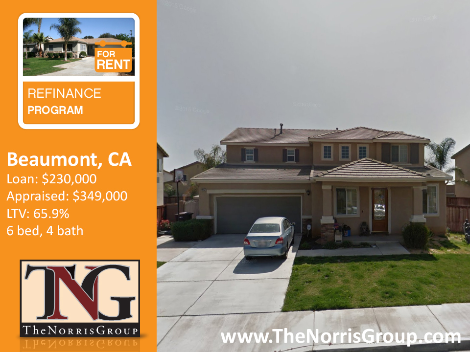Beaumont Hard Money Loan closed by the Norris Group