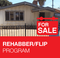 Rehab Flipper Hard Money program