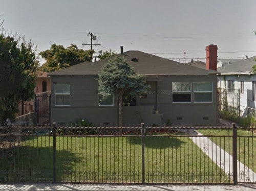 Los Angeles Hard Money Loan 77th Street