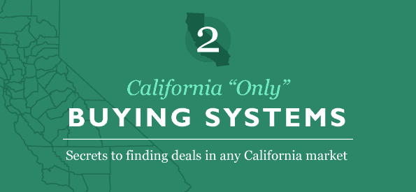 California Real Estate Buying Systems