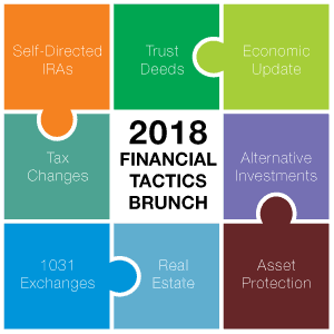 Financial Tactics Brunch 2018