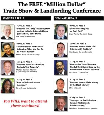 AOA Million Dollar Trade Show 2018