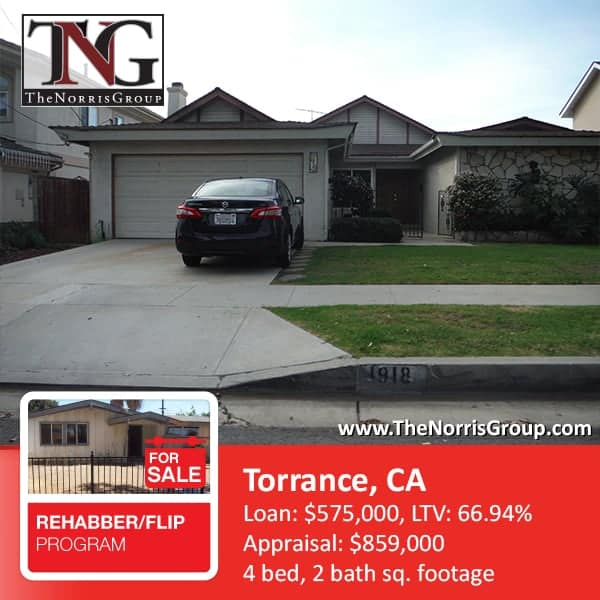 Torrance Hard Money Loan
