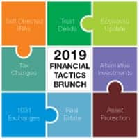 2019 Faincial Tactics Breakfast